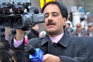 لحظه شکار استراماچونی توسط «حمید معصومی نژاد» در سفارت ایتالیا/ فیلم