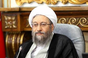 رئیس قوه قضائیه: در رسیدگی به پرونده مفسدان کوتاهی نمیکنیم