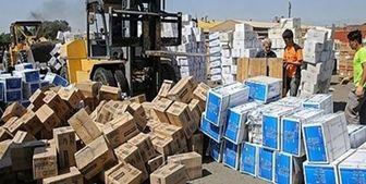 کشف کالای قاچاق در گمرک به ارزش 2 هزار میلیارد تومان
