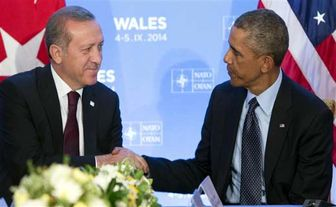 گفتوگوی تلفنی اردوغان و اوباما درخصوص سوریه و عراق