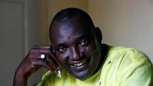 رئیسجمهور جدید گامبیا وارد این کشور شد