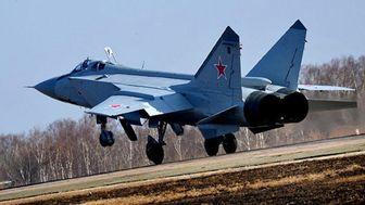 رهگیری هواپیمای راهبردی نروژ توسط جنگنده روسی