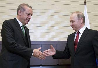 پوتین به دیدار اردوغان می رود