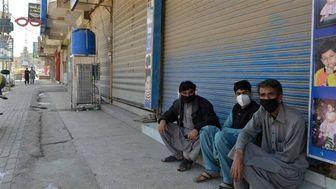 ابتلای یک میلیون نفر به کرونا در پاکستان