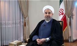 روحانی: اسراییل هیچوقت نمیتواند احساس کند که در جای امنی قرار گرفته است