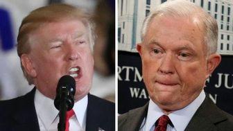 طعنه ترامپ به دادستان کل آمریکا