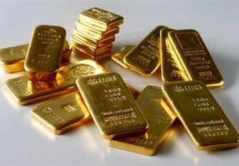 """صعود """"طلا"""" در بازار جهانی"""