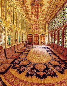 شاهکار معماری ایرانی/ عکس