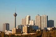 گرانترین منطقه در تهران متری ۲۱.۶ میلیون تومان
