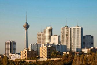 قیمت آپارتمانهای نوساز در تهران