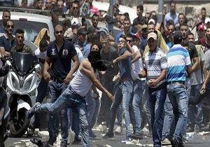 اخراج گوینده رادیو رژیم صهیونیستی پس از اعتراض به کشتار فلسطینی ها