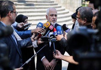 تبریک ظریف به سپاه پاسداران/فیلم