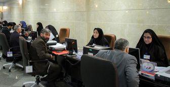 حضور یک زوج در ستاد انتخابات حاشیه ساز شد