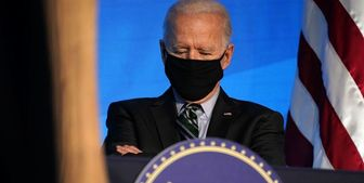 اعتراف منفعلانه جو بایدن