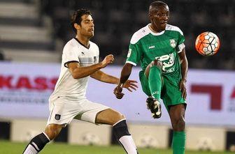 مدافع تیم ملی در بین بازیکنان برتر این هفته لیگ قطر