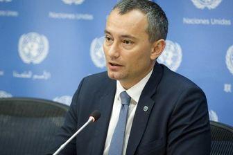 بررسی اوضاع غزه توسط وزیر خارجه قطر و فرستاده ویژه صلح سازمان ملل