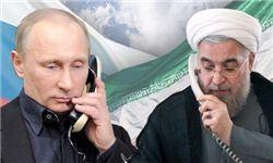 روحانی و پوتین تلفنی گفتوگو کردند