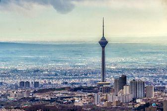 برج میلاد در حال کج شدن است؟