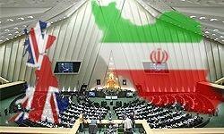 انگیزه انگلیس از داشتن روابط با ایران