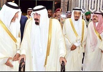 تشدید شکاف در بدنه آل سعود