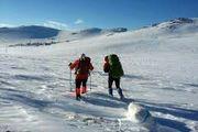 6 کوهنورد گرفتار شده در کوه میشو مرند نجات یافتند