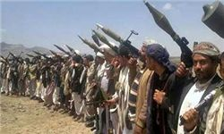 حمله موشکی به فرودگاه نجران