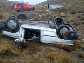 مرگ 936 نفر براثر تصادف در تهران