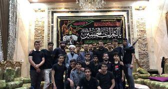 اسکان زوار ایرانی در خانه وزیر عراقی/تصاویر