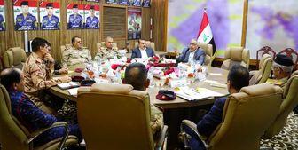 عبدالمهدی با سران نظامی و امنیتی عراق جلسه گذاشت