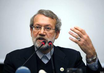 لاریجانی: تروریستها با هدفگیریهای کور مردم را به شهادت رساندند