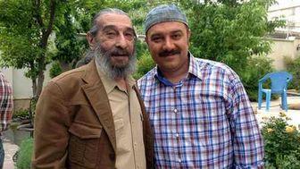دلتنگی های آقای بازیگر برای پدر مرحومش/ عکس