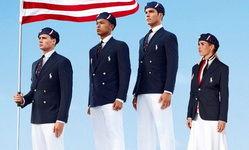 جنجال بر سر چینی بودن لباس المپیکیهای آمریکا