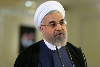 روحانی: به موقع جواب منتقدان هستهای را میدهم / فیلم