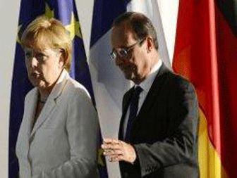 Greek PM in crisis talks with Merkel