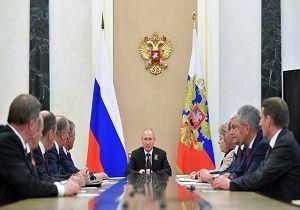 نشست پوتین و شورای امنیت روسیه برای برجام
