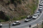 وضعیت ترافیکی جاده های کشور 2 آذر 99