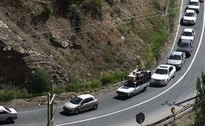 آخرین وضعیت جوی ترافیکی راههای کشور در 6 شهریور