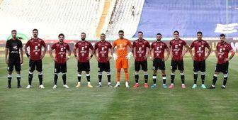 فیفا باشگاه پدیده را نقره داغ کرد