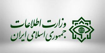 وزارت اطلاعات جاعل عناوین نهادهای حاکمیتی و امنیتی را دستگیر کرد
