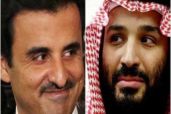 دست رد قطری ها بر سینه «بن سلمان»