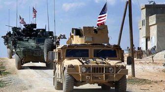 تقویت مواضع نیروهای آمریکایی در حسکه
