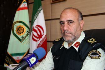 آماده باش 100 درصدی پلیس در مراسم اربعین حسینی در تهران