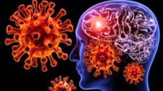کرونا میتواند به بافت مغز آسیب جدی وارد کند