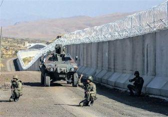 پروژه دیوار ۱۴۴ کیلومتری مرز ترکیه و ایران از نیمه عبور کرد