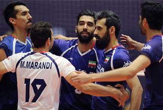 آخرین فرصت ایران در لیگ جهانی والیبال