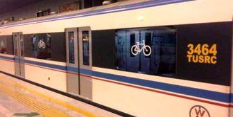 جزییات ورود دوچرخه به مترو