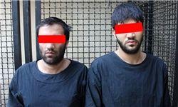 مأمورنماهای سارق دستگیر شدند