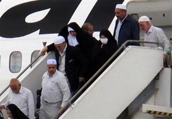 آخرین اخبار پروازهای بازگشت حجاج به ایران