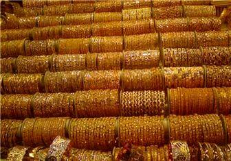 گردش سالانه ۳۰۰ تن طلا در کشور
