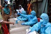 تعداد کشته شدگان کرونا در هند رکورد زد